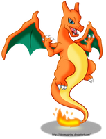 Charizard by AleximusPrime