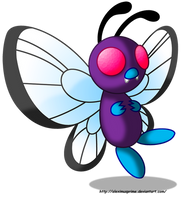 Butterfree by AleximusPrime