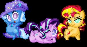 Unicorn Cuties