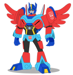 TF:AIE Optimus Prime - Robot Mode