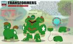 Transformers: Autobots in Equestria - Bulkhead