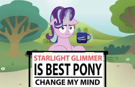 Change Starlight's Mind