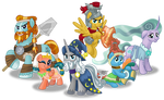 The Pillars of Equestria