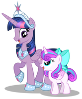 Best Aunt Ever! by AleximusPrime