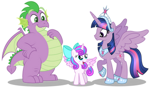 MLP Generations - Flurry's Story by AleximusPrime