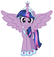 Twilight Sparkle 10 years later by AleximusPrime