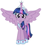 Twilight Sparkle 10 years later