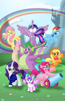 My Little Pony: Flurry Heart's Story