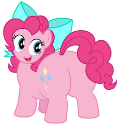 Pinkie wants to play! by AleximusPrime