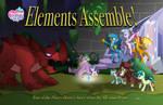 Elements Assemble! cover art