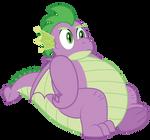 Grown up Spike - Ooookaaaay?