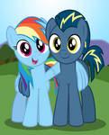 Dashie and Thunder