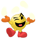 Commission:  Pac-Man