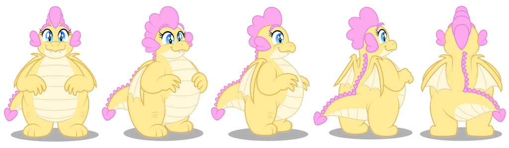 Buttercream reference poses