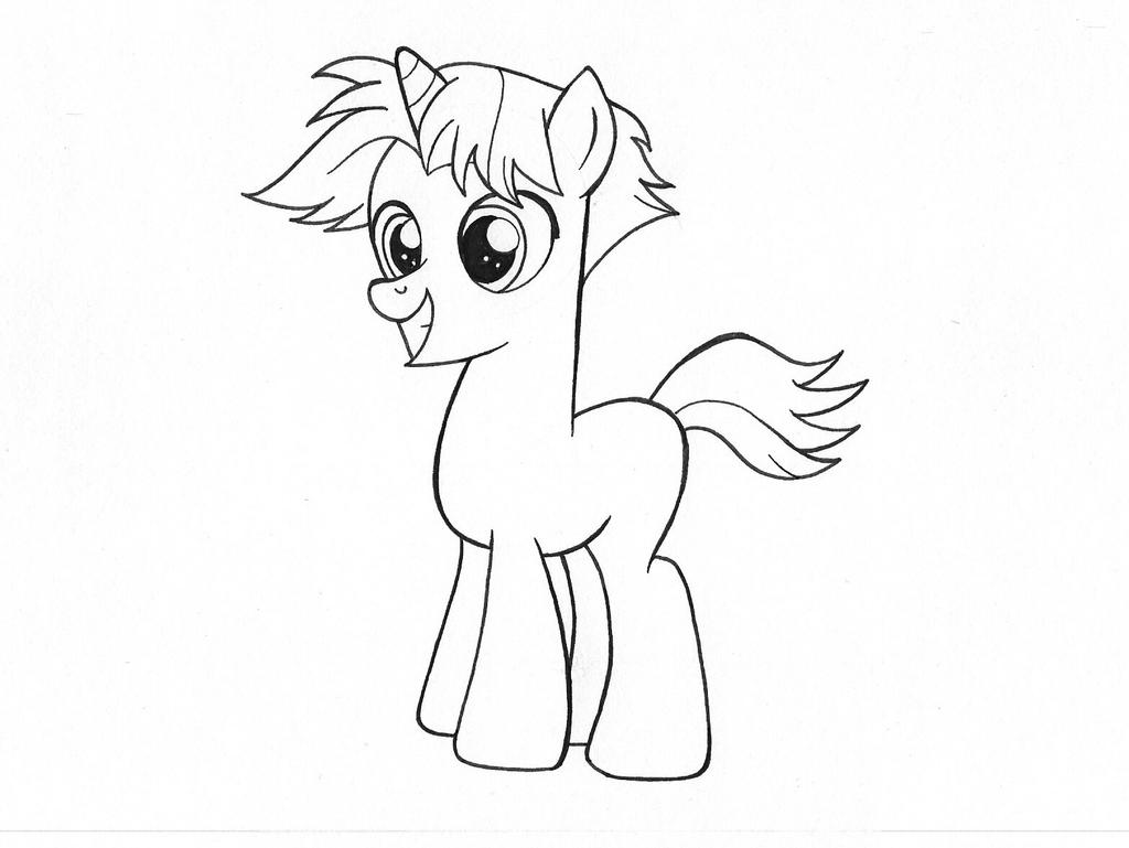 Ponified Franklin Richards by jmkplover