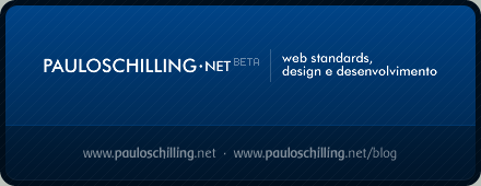 PauloSchilling.net by paulodev
