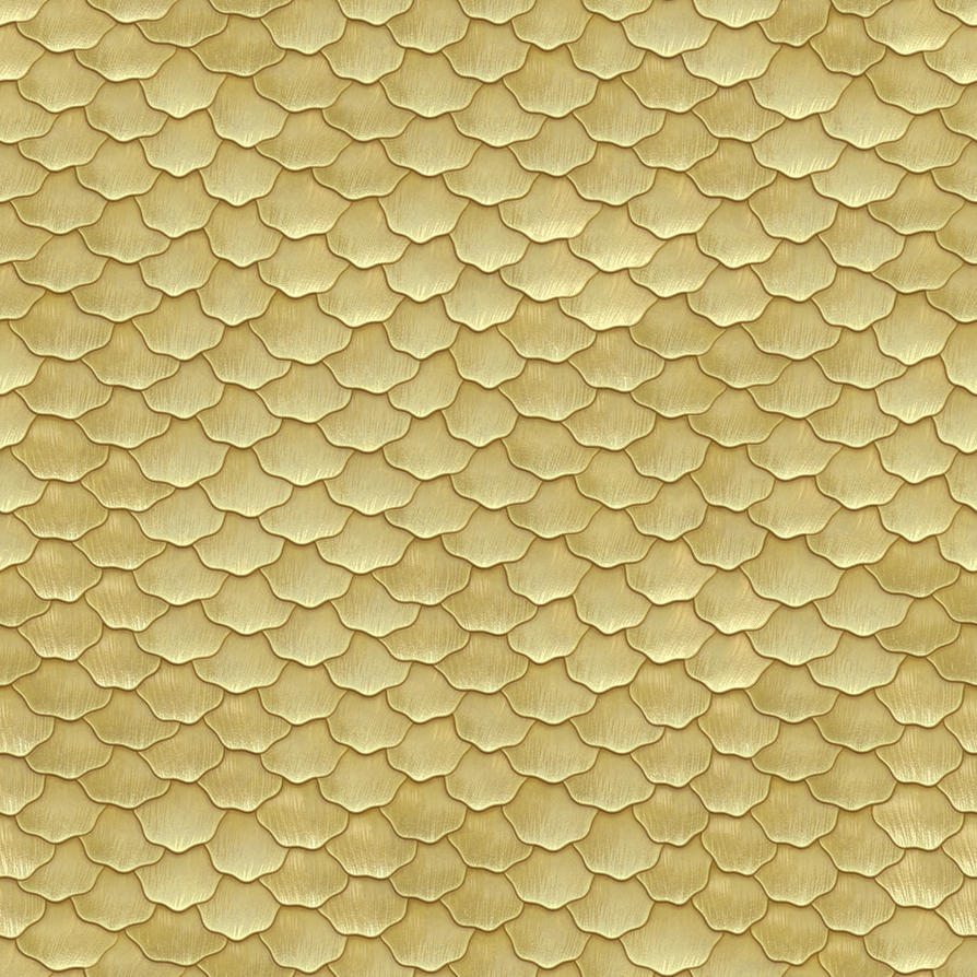 Metal Scales Texture 3 by css0101