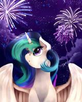 it's new year ,already? by Moeru789
