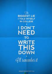 College advice by abhas1