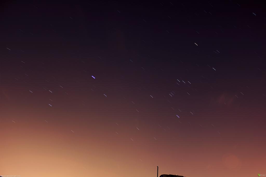 Star Rain by abhas1