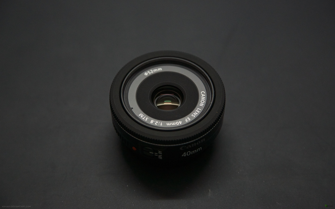 Canon 40mm f/2.8 STM by abhas1