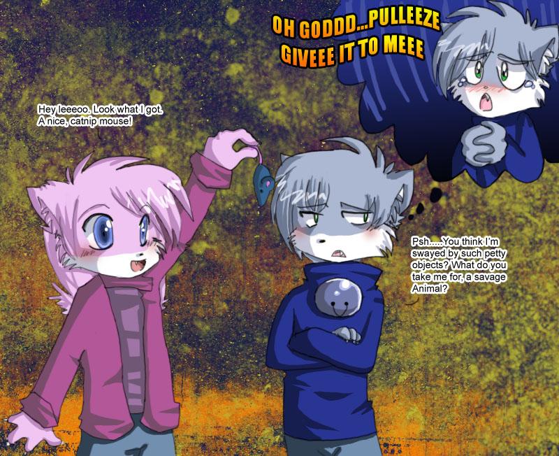 VGcats fan art by Dawr