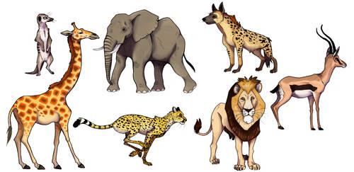 Animals 04