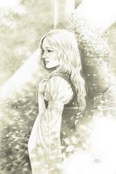 Eowyn-In despair by thepunisherone