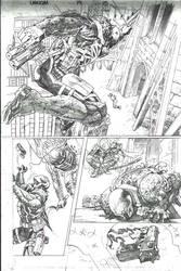 Venom issue 19 by thepunisherone