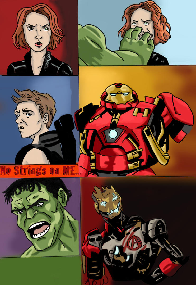 Avengers Age Of Ultron By Iloegbunam On Deviantart: Avengers: Age Of Ultron By AvengerBlackwidow On DeviantArt