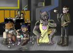 Star Wars Rebels: Sabine's Afternoon Tea Party