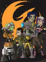 Star Wars Rebels: Age Swap by AvengerBlackwidow