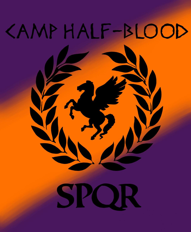 Camp Half Blood T SHIRT TEE TSHIRT Womens unisex Fashion t shirt-in T-Shirts from Womens