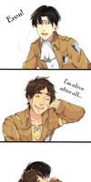 I'm fine - Ereri