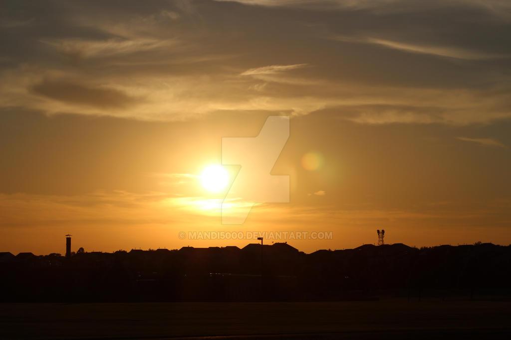 Sun Flare by mandi5000