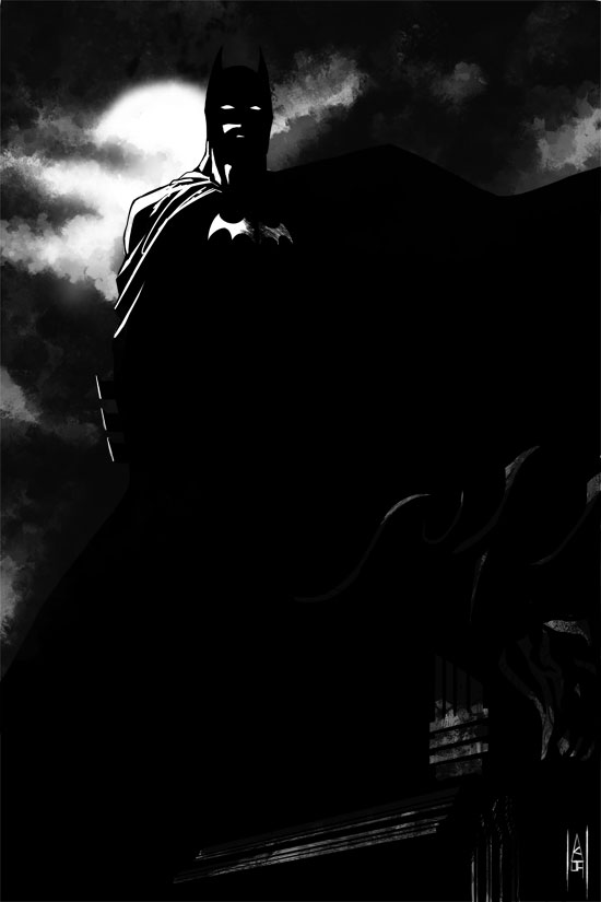 Batman - Hidden in the Shadows by Botonet
