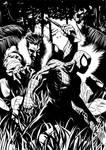 Spider vs Kraven