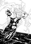 Thor - bw