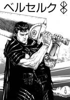 Gatts - BERSERK by Botonet