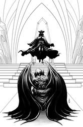 TWW Ongoing cover#12 by Botonet