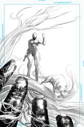 Phantom and Devil - sketch