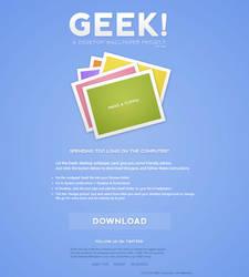 Geek Desktop Wallpaper Pack by gallow