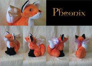 Pheonix - Fairy Fox
