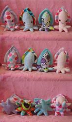 Cuddlyfish - Batch 1 - Pt. 1 of 2