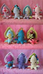 Cuddlyfish - Batch 1