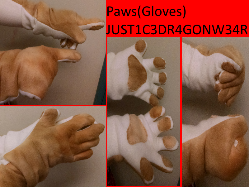 Gloves by konics