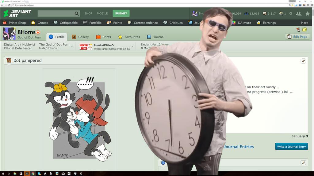 Silly Screenshot by 8Horns