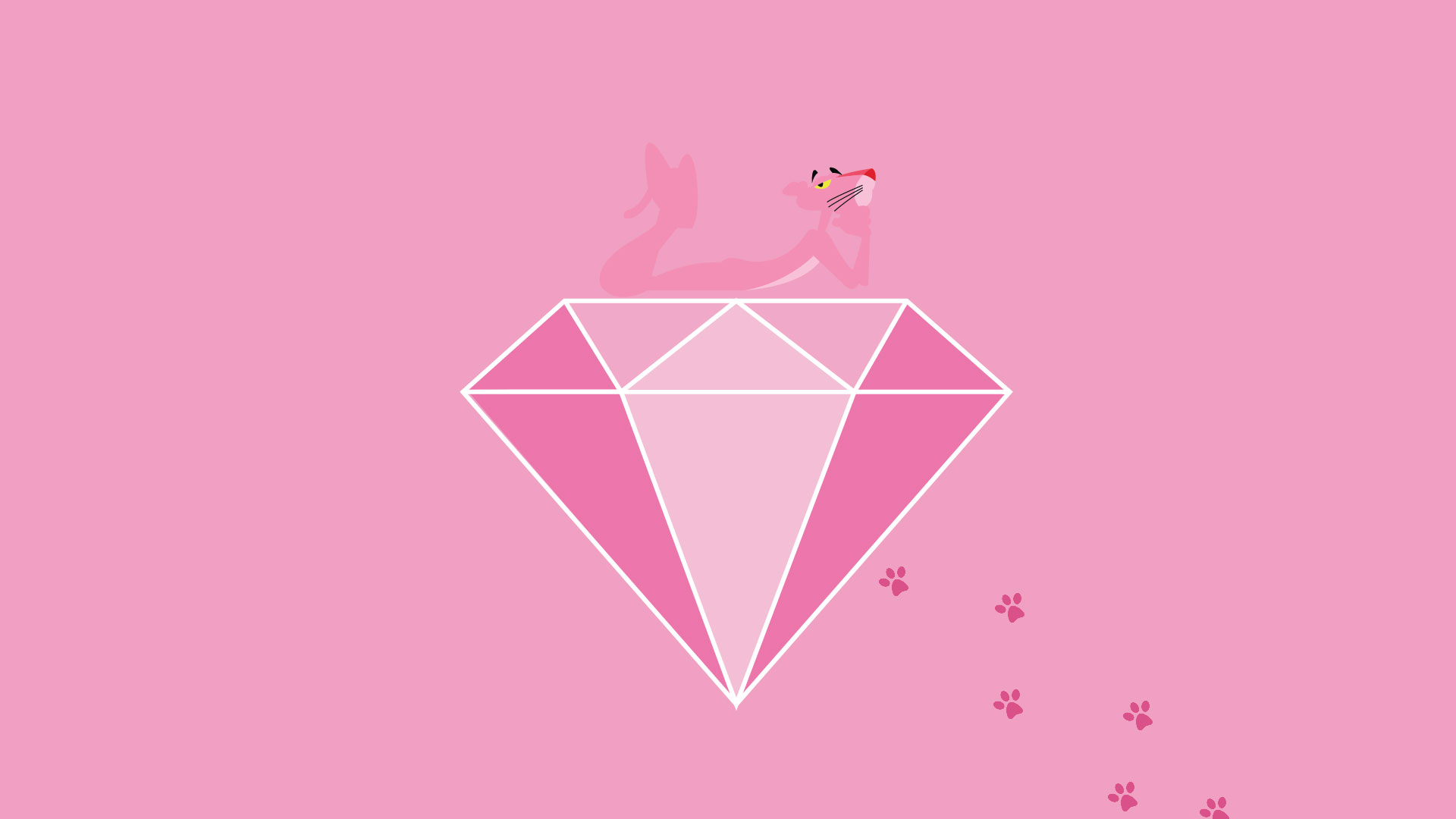 diamond pink panther