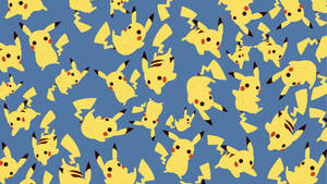 Pikachu's in Free Fall by SomeElixer
