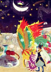 Persian Magic by Rosiana